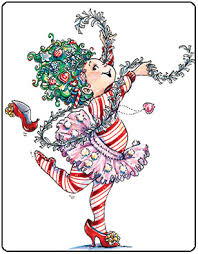 fancy christmas theater on stage theater for youth fancy nancy