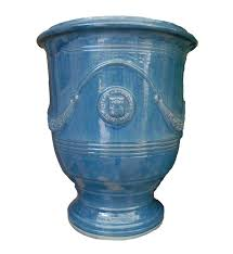 Outdoor Large Vases And Urns French Planters Pottery U0026 Vase Eye Of The Day Garden Design Center