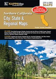 Vallejo Zip Code Map by Northern California City State U0026 Regional Maps Kappa Map Group