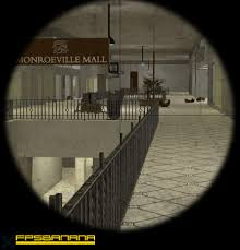 Map Of The Dead Dawn Of The Dead Mall 1979 Counter Strike Source U003e Maps