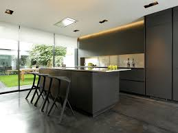 snowdowne alno star fine graphite matt kitchen stainless
