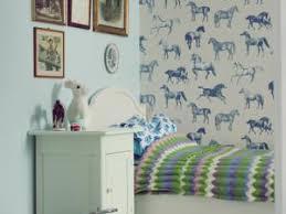 papier peint chevaux pour chambre le papier peint chevaux par my chambre