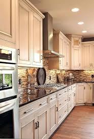 How To Glaze Kitchen Cabinets Kitchen Cabinets Cream Maple Glaze Kitchen Cabinets Cream Maple
