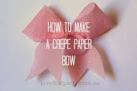 paper ribbon craftionary