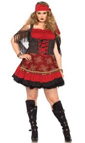 gypsy women u0027s plus size costume fortune teller women u0027s costume