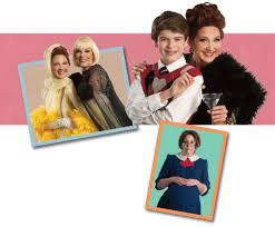 Light Opera Works Light Opera Works Gives Us A Broadway Quality Mame Showbizq