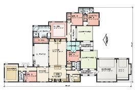 different house plans floor plan image of featured house plan bhg 9011