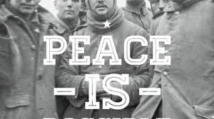 til about the christmas truce proof most people don u0027t want war