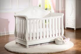 Baby Convertible Cribs Furniture Magical Dreams 4 In 1 Crib From Delta Featuring Disney Princess