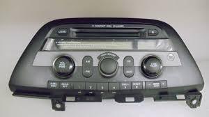 honda odyssey 2005 aux input honda odyssey 2008 cd6 radio a110 1xu8