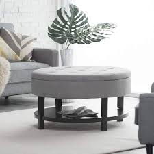 top 10 best round storage ottomans compare buy and save