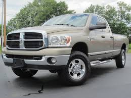 2007 Dodge Ram 3500 Truck Quad Cab - 2007 dodge ram 2500 slt 5 9l cummins diesel quad cab long bed sold