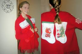 fast diy ugly christmas sweater u2013 creative family moments