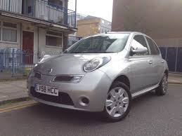 nissan micra for sale gumtree 58 plate nissan micra very low mileage 64 000 warranted plate