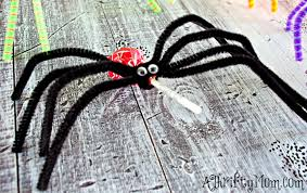 diy projects for kids diy lollipop spiders diy lollipop ghosts