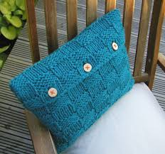 Knitted Cushions Free Patterns Checkerboard Cushion Cover How To Stitch A Knit Or Crochet