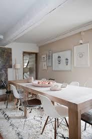 Bertoia Dining Chair Get The Look Eclectic Dining Room Lark Linen