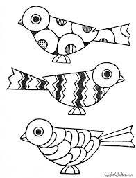 406 bird art projects images elementary art