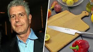 anthony bourdain on kitchen knives the best chef s knife is anthony bourdain s chef s knife today com