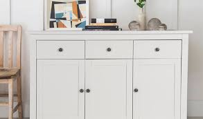 White Lacquered Sideboard Cabinet Buffet Tables U0026 Sideboards Ikea With Regard To Small
