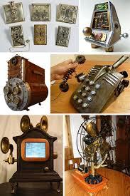 steampunk home decor diy home decor ideas