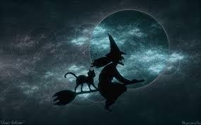 halloween witch wallpapers wallpapersafari