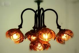 Coconut Shell Chandelier Thailand Coconut Crafts Thailand Coconut Crafts Manufacturers And