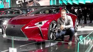 lexus lf lc vs lf cc detroit motor show 2012 lexus lf lc concept auto express youtube