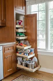 Kitchen Cabinets With Drawers That Roll Out by Kitchen Cabinet Storage Solutions U0026 Enhancements U2014 Ackley Cabinet Llc