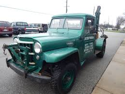 kaiser jeep lifted backhoe ewillys
