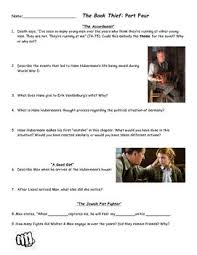 the four questions book 13 best the book thief resources images on the book