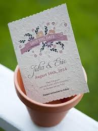 seed paper wedding favors 18 ways to give back at your wedding brit co