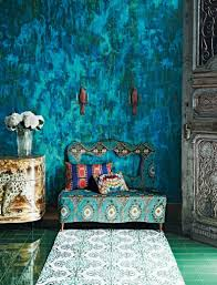 tropical tones bright colours india and interiors