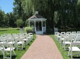 willow gazebo gazebo seating for ceremony picture of willow pond bed