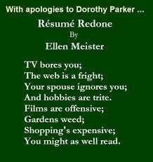 Resume Dorothy Parker 25 Best Dorothy Parker Corner Images On Pinterest Dorothy Parker