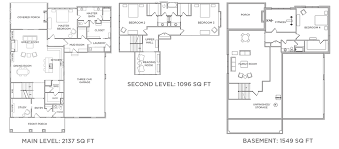 Group Home Floor Plans by Gallery Gray Oaks Model U2014 Old Town Design Group