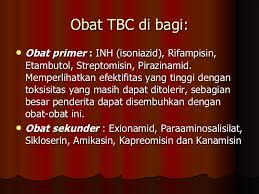 Obat Tbc antibiotik tbc slide