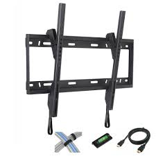 full motion tv wall mount 60 inch tv wall mounts av accessories the home depot