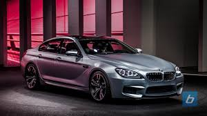 custom bmw m6 2014 bmw m6 gran coupe information and photos zombiedrive