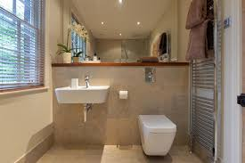 sleek en suite shower room natalie davies interior design