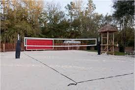 Backyard Sand Mauricetown U S Silica Plant Develops Ncaa Women U0027s Volleyball