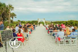 charleston sc beach wedding seaside point at wild dunes resort