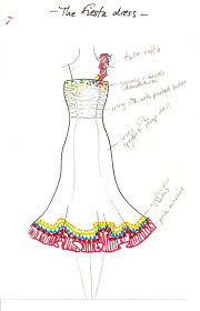 design a wedding dress rainbow how i design a wedding dress katrin leblond