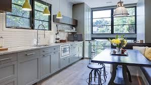 cuisine contemporaine une cuisine contemporaine dans une vieille maison victorienne