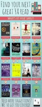 best 25 ya books ideas on books books