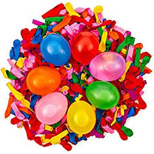 water balloons biodegradable water balloons 100 pack toys