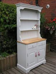 stunning welsh dresser painted in annie sloan old ochre with