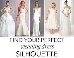 quiz alert which wedding dress silhouette is right for you - Wedding Dress Quiz