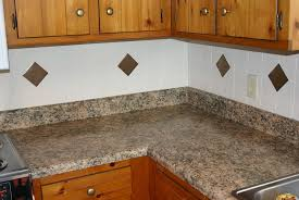 Granite Countertops  No Backsplash Kitchen Countertops Without - No backsplash
