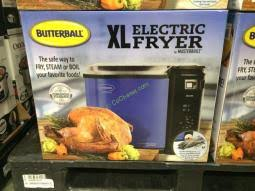 butterball xl butterball xl electric fryer by masterbuilt costcochaser